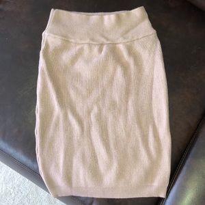 Free People Skyline Mini Skirt